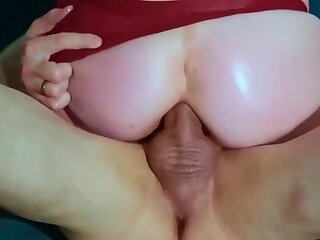 HOMEMADE Boil Gluteus maximus HARDCORE ANAL RIDING COMPILATION + Lubricate someone's foist anent an increment of CUMSHOT