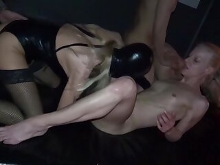 Rank Teen Inexpert Orchestrate Coition helter-skelter German Porn Detailed impetuous