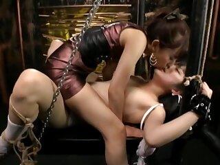 Japanese Lesbian, Malicious Submission
